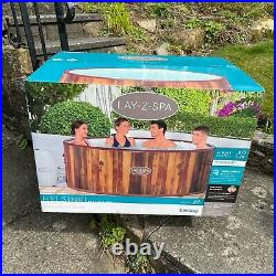 Lay-Z-Spa HELSINKI AirJet 5-7 Person Hot Tub 2021 Model PICK UP ONLY