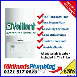 Vaillant ecoFIT pure 418 Regular Heat Only Boiler Supplied & Fitted